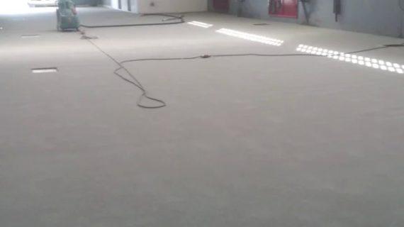 Aplicación de capa de fondo