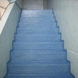 Escaleras y Columnas
